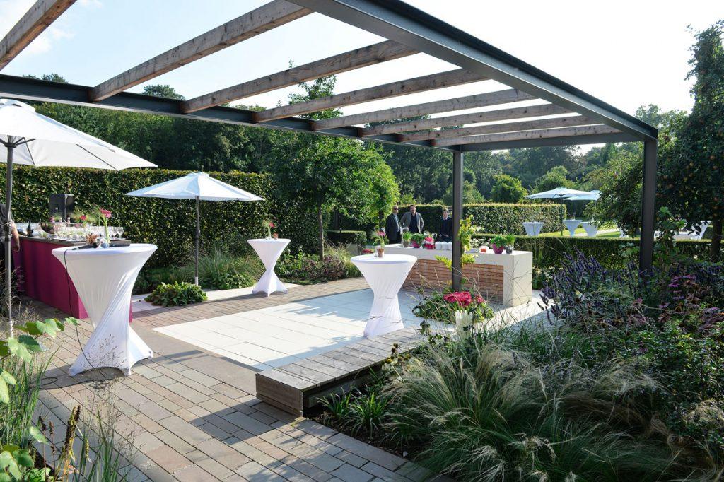 Wohnen Und Garten Outdoor Küche : Unsere showgärten u2013 fonken